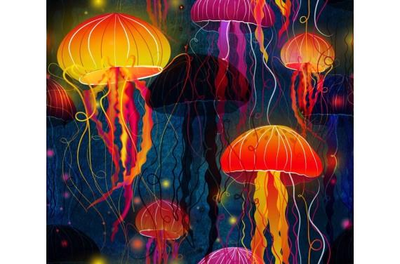 "Polyester ""Jellyfish"""