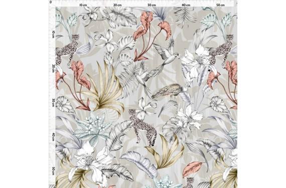 JUNGLE TROPIC 1 fabric