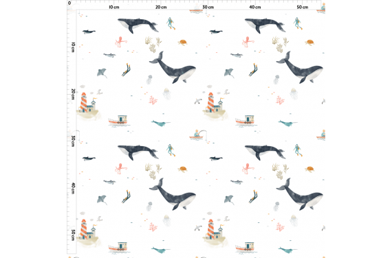 Sea 1 fabric