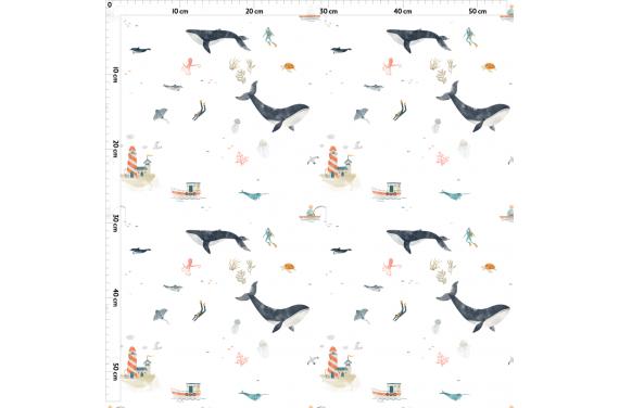 Sea 1 ткань