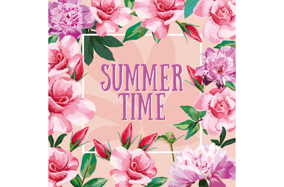 панель управления - Summer time 4- 50x50