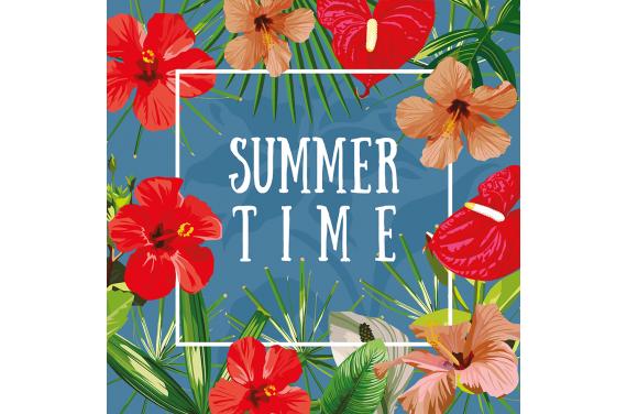панель управления - Summer time 5- 50x50