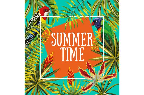панель управления - Summer time 6- 50x50