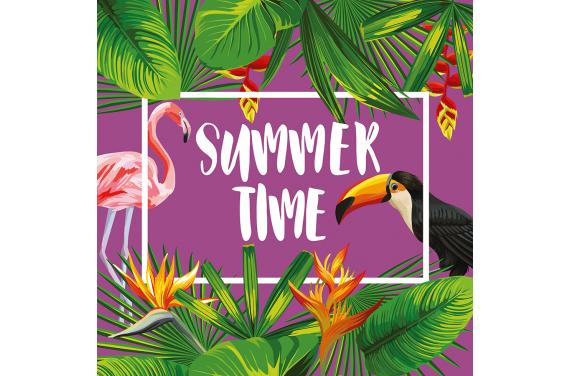 панель управления - Summer time 7- 50x50
