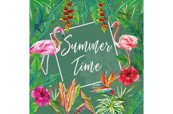 панель управления - Summer time 8- 50x50