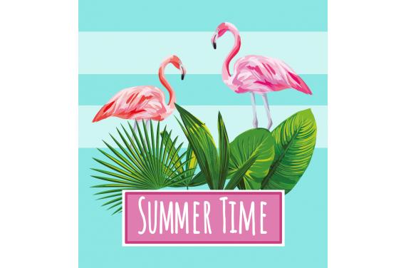 панель управления - Summer time 10- 50x50
