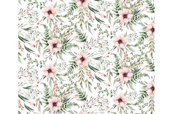 Kwiaty 1 tkanina