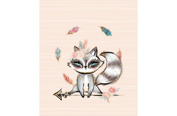 Cute boho 1  (42 x 50 cm)