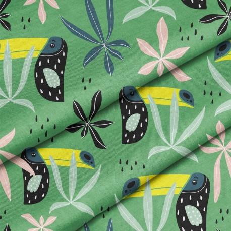 Fabric jungle 2