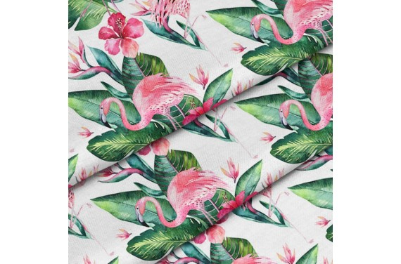 Poliester Flamingi 7