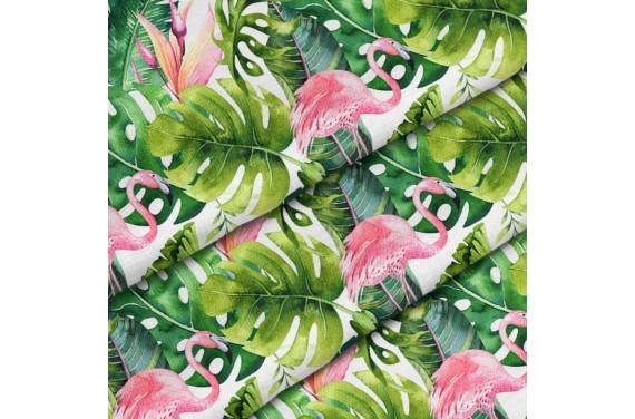 Poliester Flamingi 5