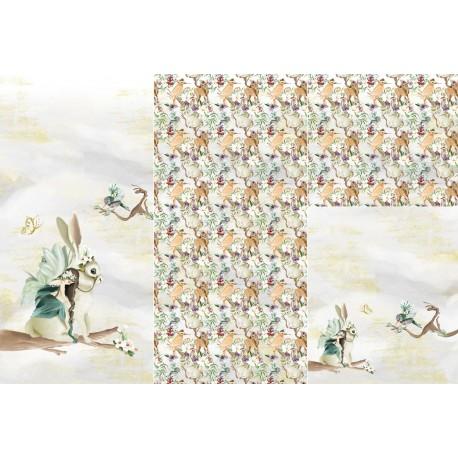Panel for sleeping bag Wróżka 1