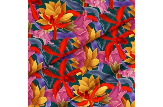 Czerwone kwiaty 2