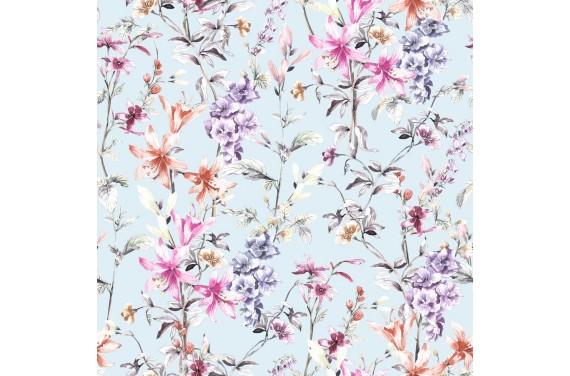 Spring meadow 4 ткань