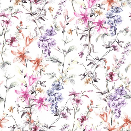 Spring meadow 5 tkanina