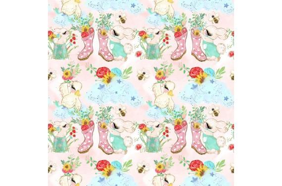 Spring bunny 2