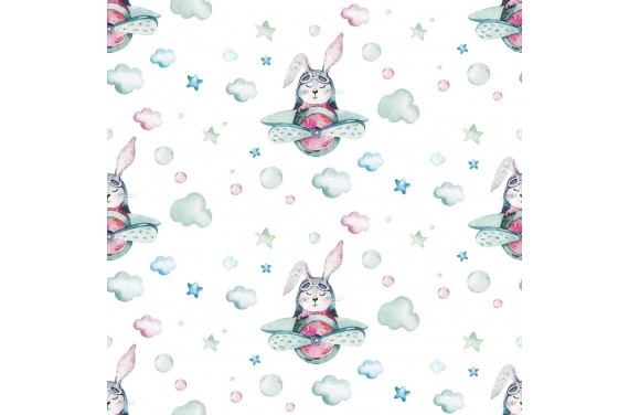 Little bunny 1 ткань