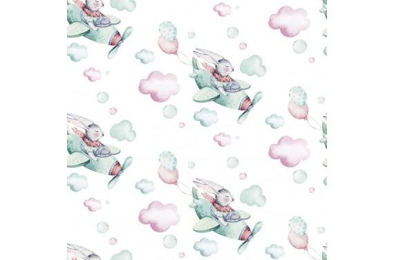Little bunny 2 ткань