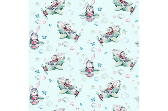 Little bunny 3 fabric