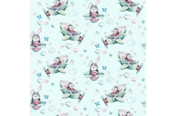 Little bunny 3 ткань