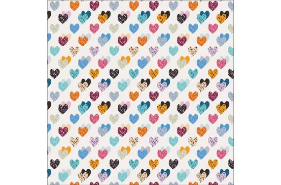 Color geo 3 fabric