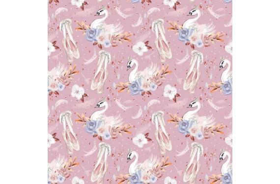 Dancing swan 1 knitwear