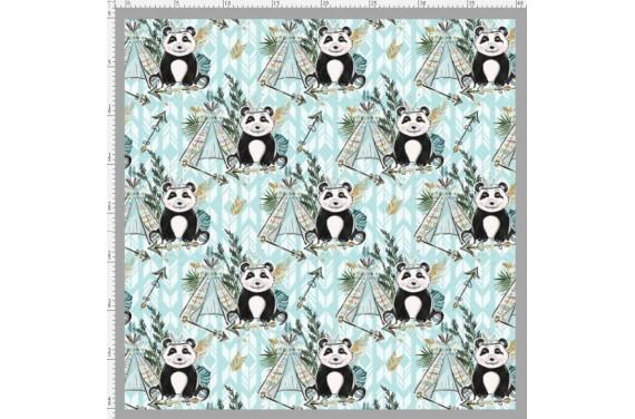 Boho panda 2