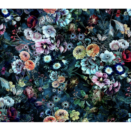Dark floral 1