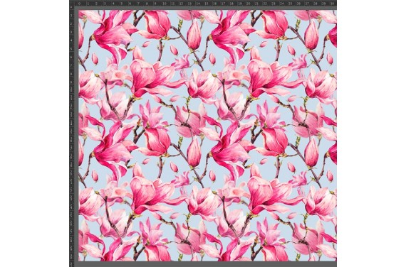 BLOOMING MAGNOLIA  1 fabric