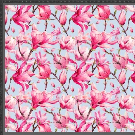 BLOOMING MAGNOLIA  1 fabric