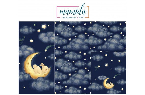 Panel for sleeping bag  Sweet night 1