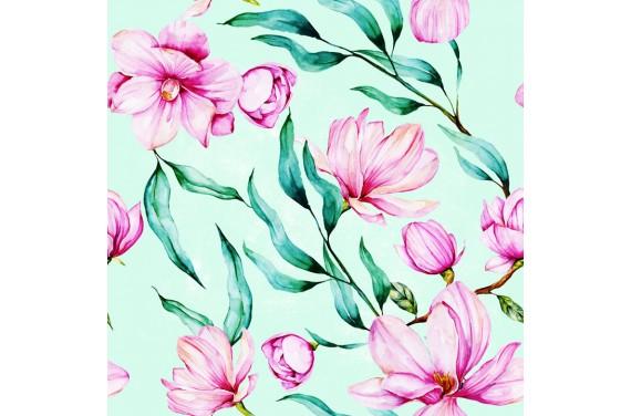 Pastel magnolias 1