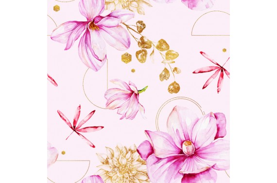 Pastel magnolias 2