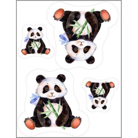 Maskottchen Pandabär + GRATIS! - Mamidu.pl
