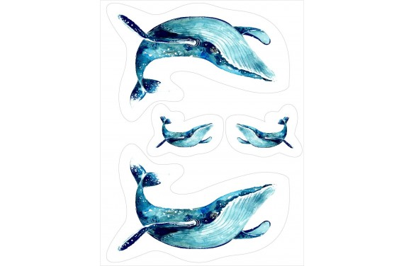 Whale - L