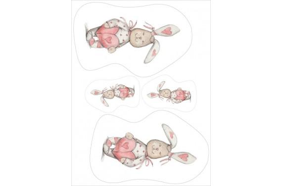 Талисман кролик девочка