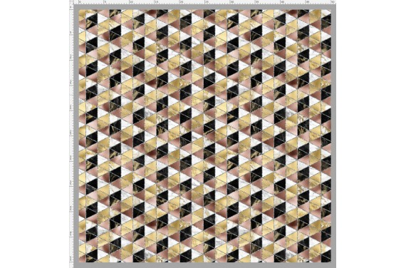 Geometric marble 7