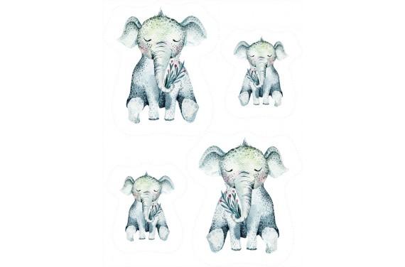 Maskottchen Elephant