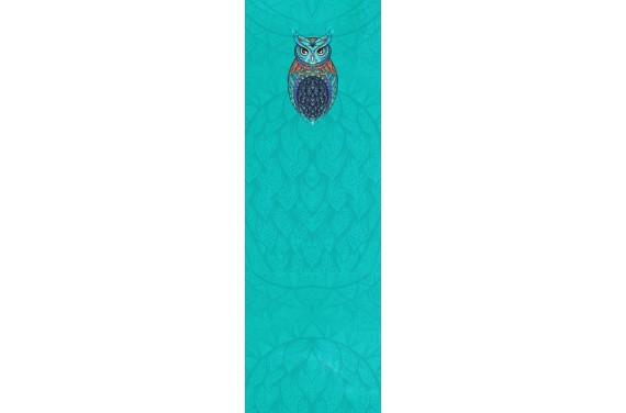Colorful owl  вставка для тележки