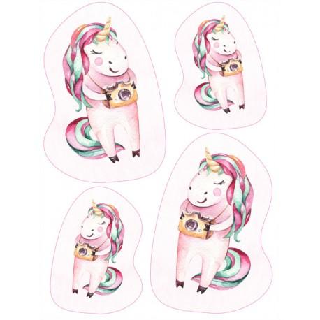 Mascot  Sweet unicorn 5
