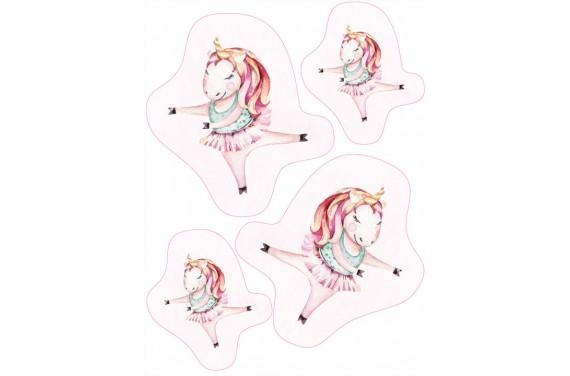 Mascot  Sweet unicorn 6
