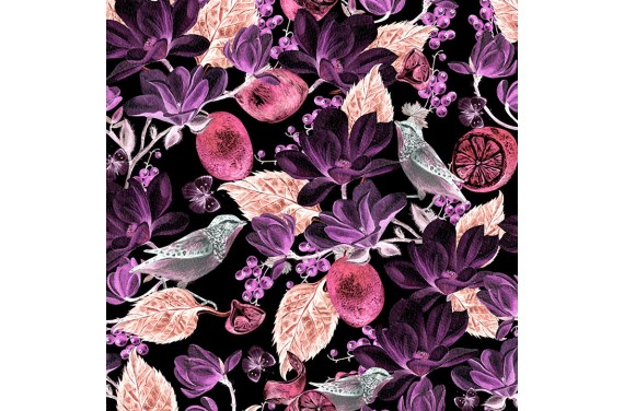 Luminous flowers 1
