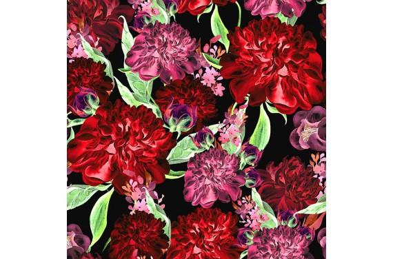 Luminous flowers 12