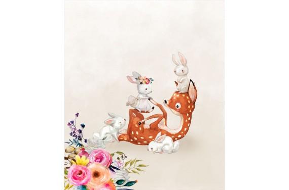 Jelonek i królik 1