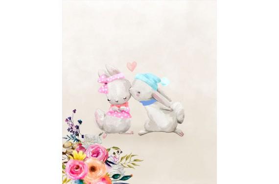 Jelonek i królik 2