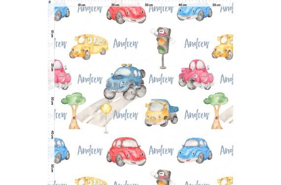 Funny vehicles -personalizowana
