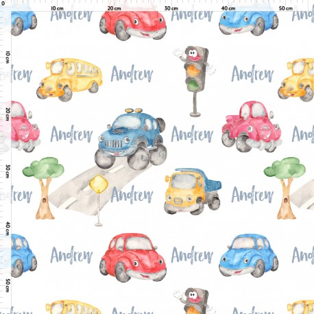 Funny vehiclesl - personalized
