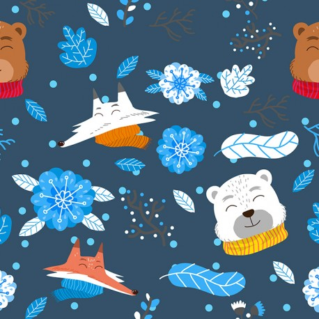 Winter animals 2
