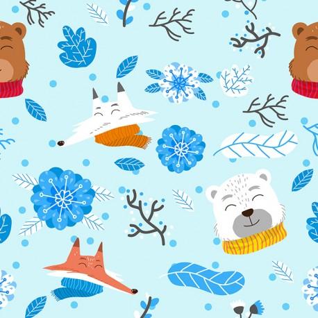 Winter animals 3