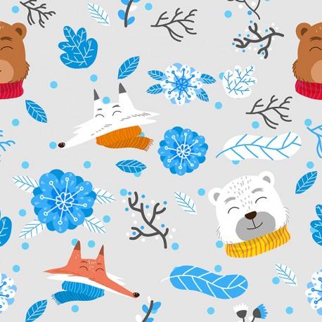 Winter animals 1